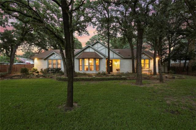 1132 Oak Drive, Keller, TX 76248 (MLS #14123928) :: The Mitchell Group
