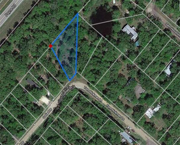 LT 1524 Goliad Drive, Log Cabin, TX 75148 (MLS #14123958) :: Keller Williams Realty