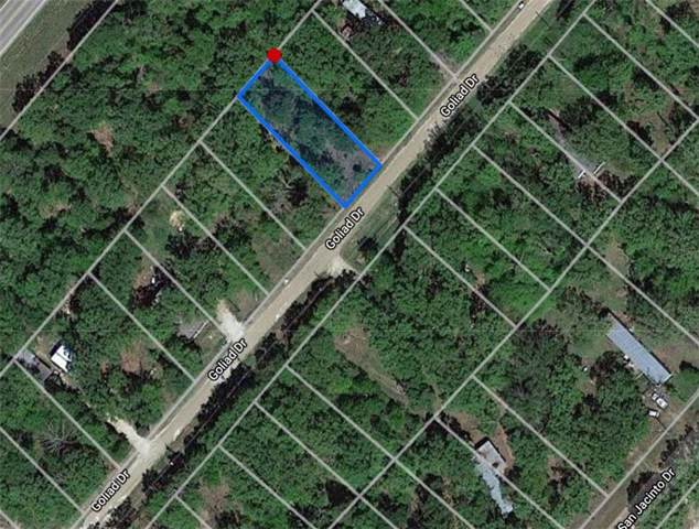 LT 1533 Goliad Drive, Log Cabin, TX 75148 (MLS #14123975) :: Keller Williams Realty