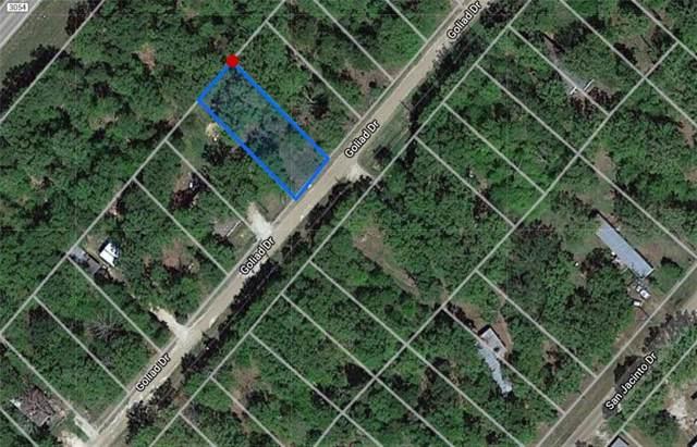 LT 1535 Goliad Drive, Log Cabin, TX 75148 (MLS #14123983) :: Keller Williams Realty