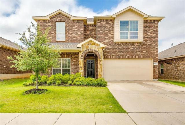 3928 Cloud Cover Road, Fort Worth, TX 76262 (MLS #14123990) :: The Heyl Group at Keller Williams