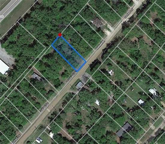 LT 1545 Goliad Drive, Log Cabin, TX 75148 (MLS #14123992) :: Keller Williams Realty