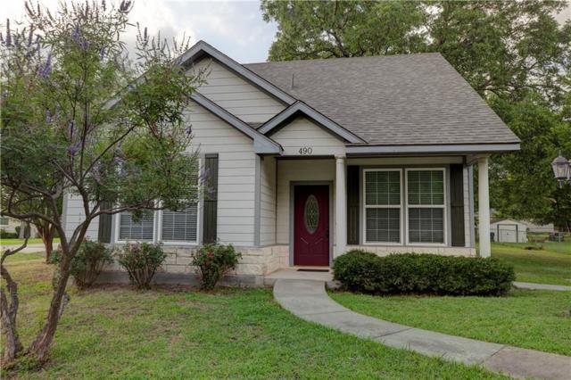 490 W Fulton Street, Van Alstyne, TX 75495 (MLS #14123994) :: Ann Carr Real Estate