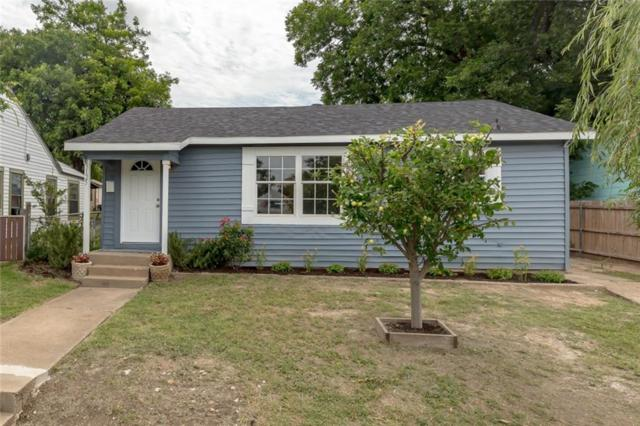 3125 Ryan Avenue, Fort Worth, TX 76110 (MLS #14124018) :: Lynn Wilson with Keller Williams DFW/Southlake