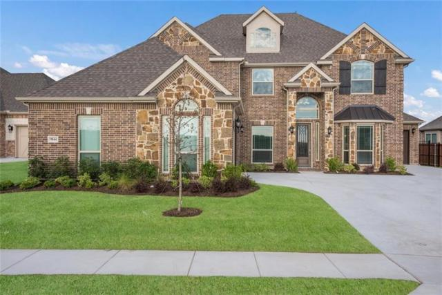 9844 La Frontera Dr, Fort Worth, TX 76179 (MLS #14124033) :: RE/MAX Town & Country