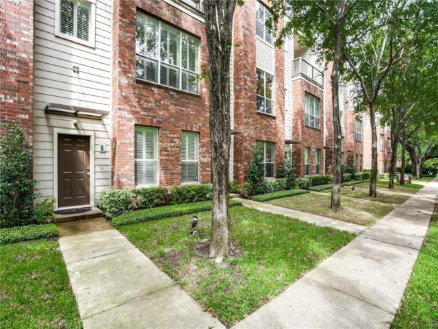 4315 Holland Avenue #8, Dallas, TX 75219 (MLS #14124050) :: The Hornburg Real Estate Group