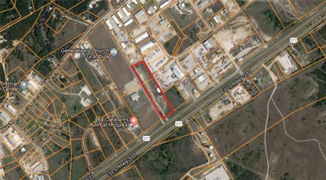 5800 E Us Highway 377, Granbury, TX 76049 (MLS #14124061) :: All Cities USA Realty