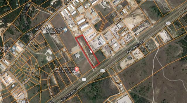 5800 E Us Highway 377, Granbury, TX 76049 (MLS #14124061) :: The Tierny Jordan Network