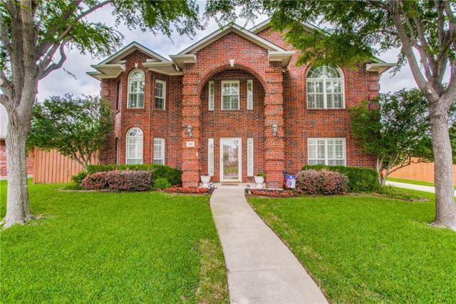 701 Yaupon Drive, Garland, TX 75044 (MLS #14124074) :: Kimberly Davis & Associates