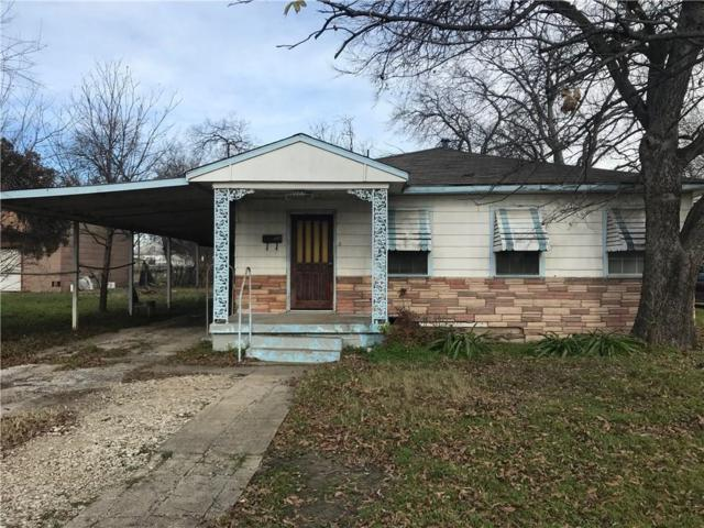 1918 Dallas Street, Grand Prairie, TX 75050 (MLS #14124090) :: Kimberly Davis & Associates