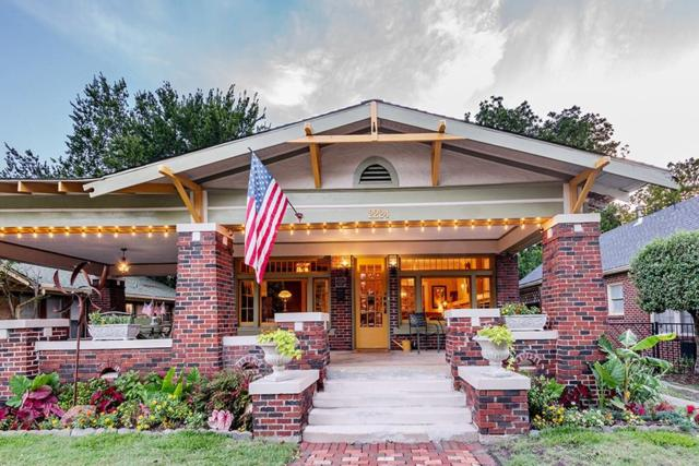 2224 5th Avenue, Fort Worth, TX 76110 (MLS #14124099) :: The Mitchell Group