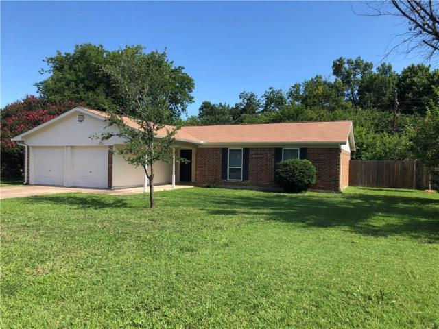 1205 Trammell Drive, Benbrook, TX 76126 (MLS #14124100) :: Potts Realty Group
