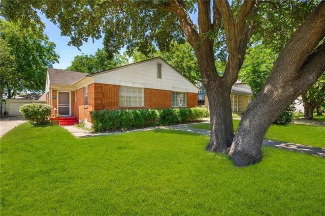 3523 N Versailles, Dallas, TX 75209 (MLS #14124103) :: Kimberly Davis & Associates