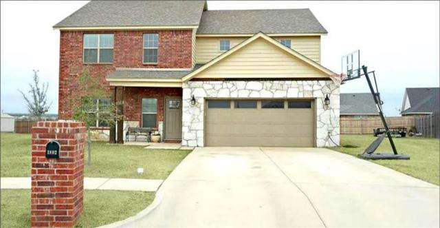 1802 Kendall Drive, Ardmore, OK 73401 (MLS #14124110) :: RE/MAX Town & Country
