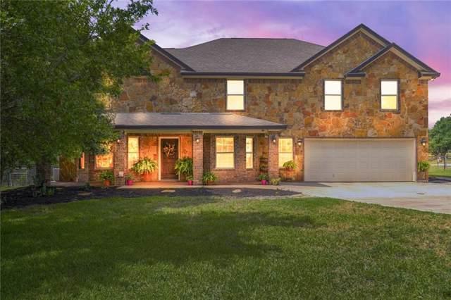3390 Zion Hill Road, Weatherford, TX 76088 (MLS #14124117) :: Kimberly Davis & Associates