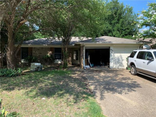 601 Plainview Drive, Mansfield, TX 76063 (MLS #14124126) :: RE/MAX Town & Country