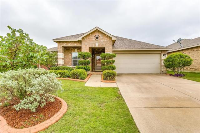 821 Sheryn Drive, Burleson, TX 76028 (MLS #14124149) :: Ann Carr Real Estate