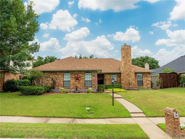 810 Ramblewood Drive, Lewisville, TX 75067 (MLS #14124162) :: RE/MAX Town & Country