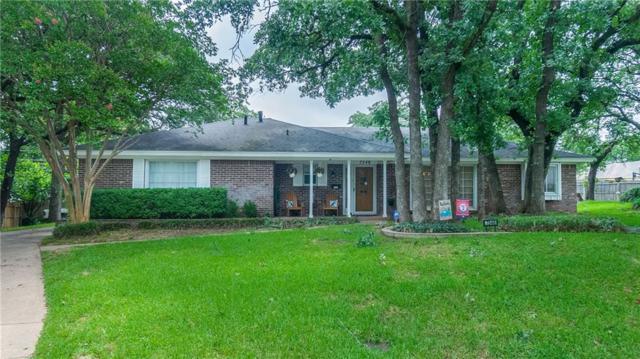 7548 Monterrey Drive, Fort Worth, TX 76112 (MLS #14124179) :: Ann Carr Real Estate