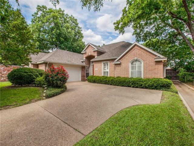 1015 Village Green Court, Arlington, TX 76012 (MLS #14124220) :: Ann Carr Real Estate