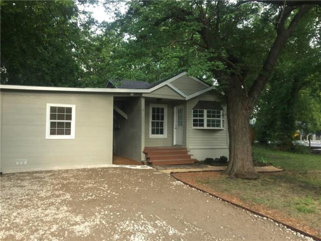 555 Gilcrease, Van Alstyne, TX 75495 (MLS #14124243) :: The Heyl Group at Keller Williams