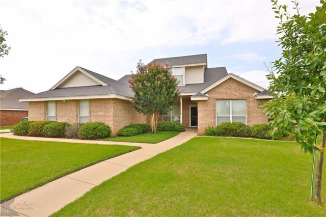 5209 Springwater Avenue, Abilene, TX 79606 (MLS #14124249) :: Kimberly Davis & Associates