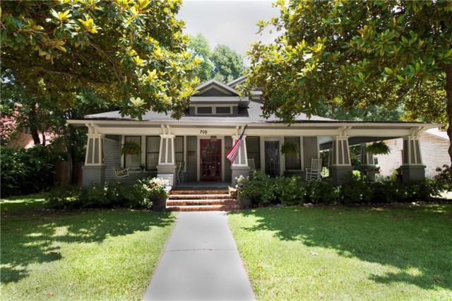 708 W Main Street, Waxahachie, TX 75165 (MLS #14124279) :: Lynn Wilson with Keller Williams DFW/Southlake