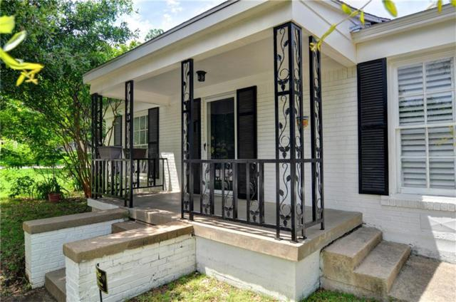 3112 W Biddison Street, Fort Worth, TX 76109 (MLS #14124297) :: The Real Estate Station