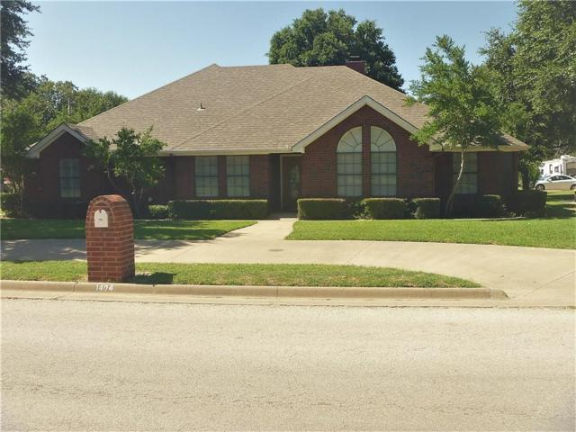 1404 Roanoake Drive, Graham, TX 76450 (MLS #14124304) :: RE/MAX Town & Country
