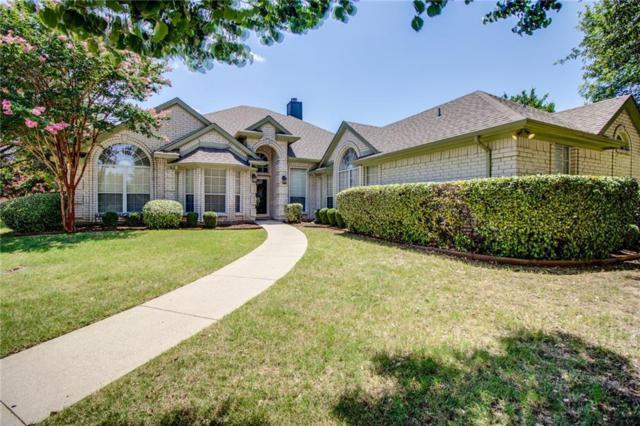 715 Big Oak Court, Rockwall, TX 75087 (MLS #14124315) :: RE/MAX Town & Country