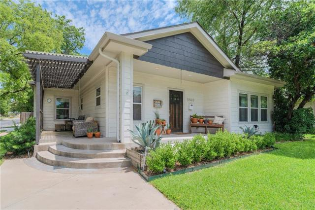 5503 Miller Avenue, Dallas, TX 75206 (MLS #14124328) :: Robbins Real Estate Group