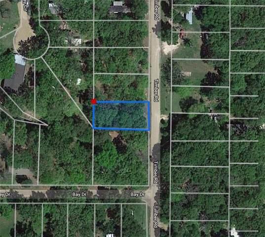 Lot 33 Timber Road, Mabank, TX 75156 (MLS #14124363) :: Potts Realty Group