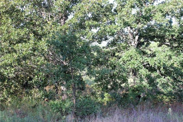 Lot 3 Bella Vista, Kerens, TX 75144 (MLS #14124376) :: RE/MAX Town & Country