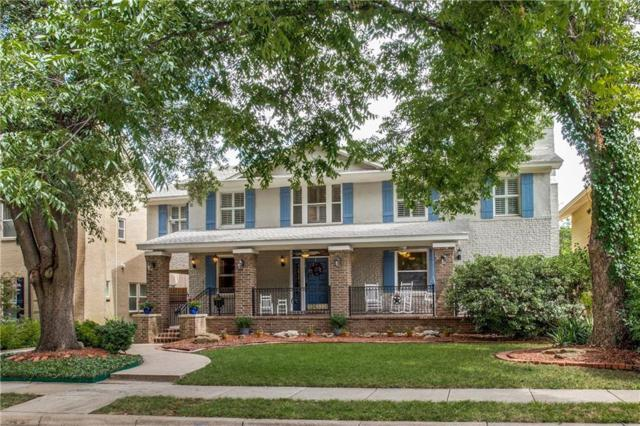2210 Weatherbee Street, Fort Worth, TX 76110 (MLS #14124400) :: RE/MAX Town & Country