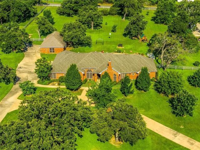 6020 Oak Hollow Drive, Burleson, TX 76028 (MLS #14124404) :: Kimberly Davis & Associates