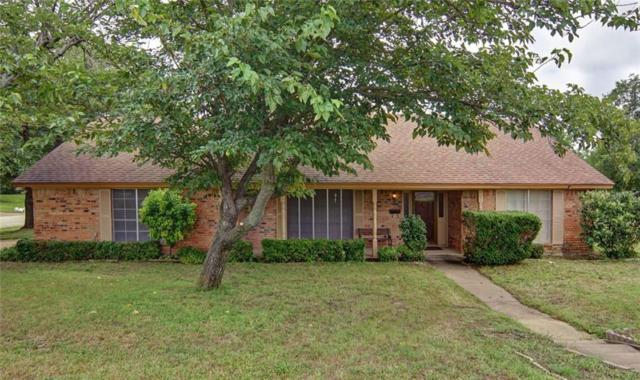 101 Golf View Circle, Weatherford, TX 76086 (MLS #14124417) :: Kimberly Davis & Associates