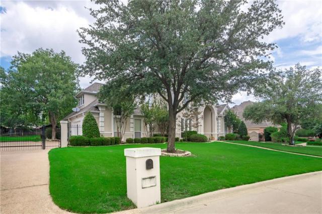 106 Yale Court, Southlake, TX 76092 (MLS #14124430) :: Van Poole Properties Group