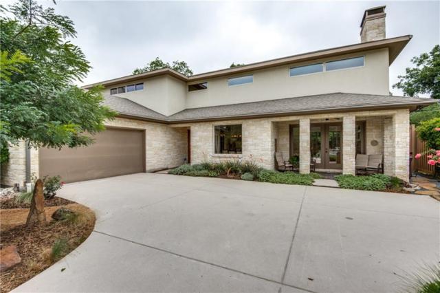 4123 Dunhaven Road, Dallas, TX 75220 (MLS #14124435) :: The Heyl Group at Keller Williams