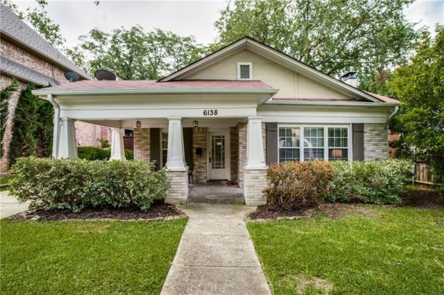 6138 Belmont Avenue, Dallas, TX 75214 (MLS #14124467) :: Robbins Real Estate Group