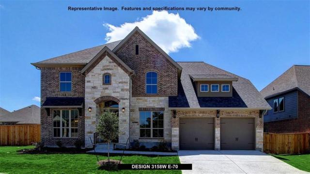 812 Glen Crossing Drive, Celina, TX 75009 (MLS #14124479) :: Real Estate By Design