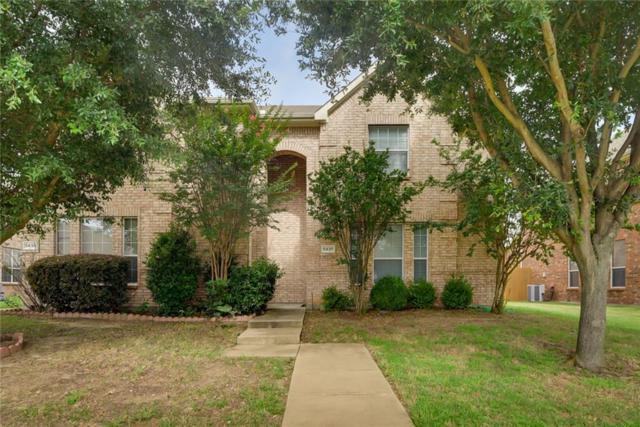 5437 Jacob Drive, Grand Prairie, TX 75052 (MLS #14124512) :: Lynn Wilson with Keller Williams DFW/Southlake