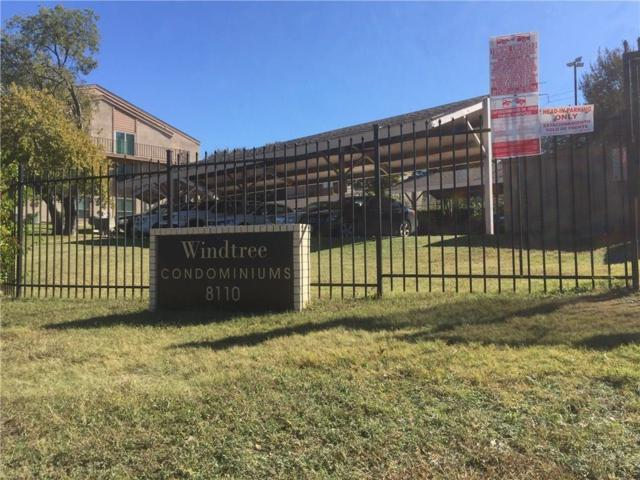 8110 Skillman Street #2054, Dallas, TX 75231 (MLS #14124542) :: Van Poole Properties Group