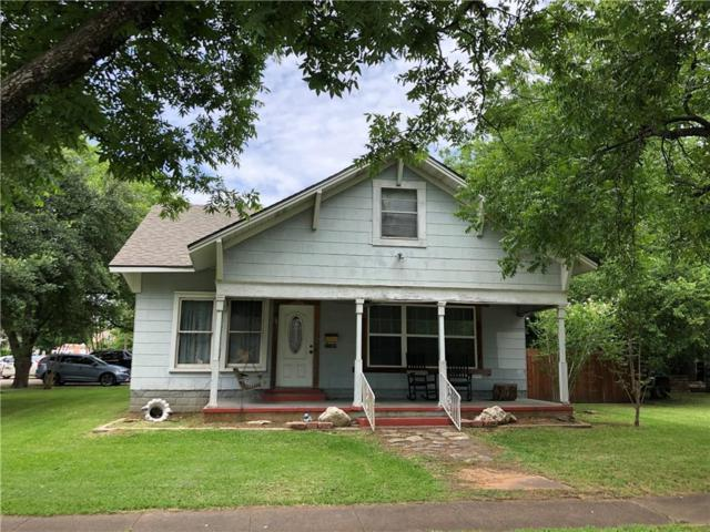 210 S Davis Street, West, TX 76691 (MLS #14124572) :: RE/MAX Town & Country