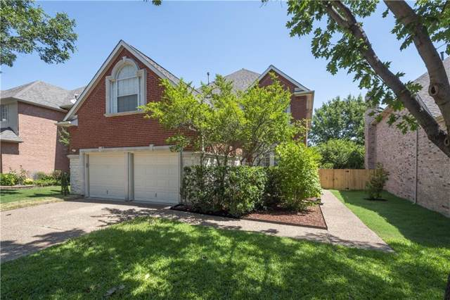 2916 Waterford Drive, Irving, TX 75063 (MLS #14124581) :: RE/MAX Town & Country