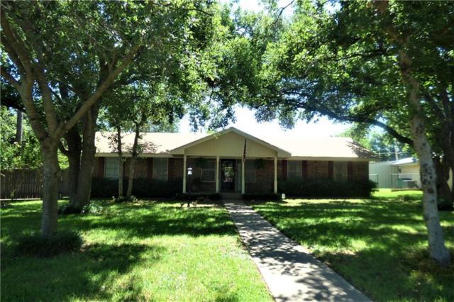 508 Oakwood Drive, Eastland, TX 76448 (MLS #14124585) :: RE/MAX Town & Country