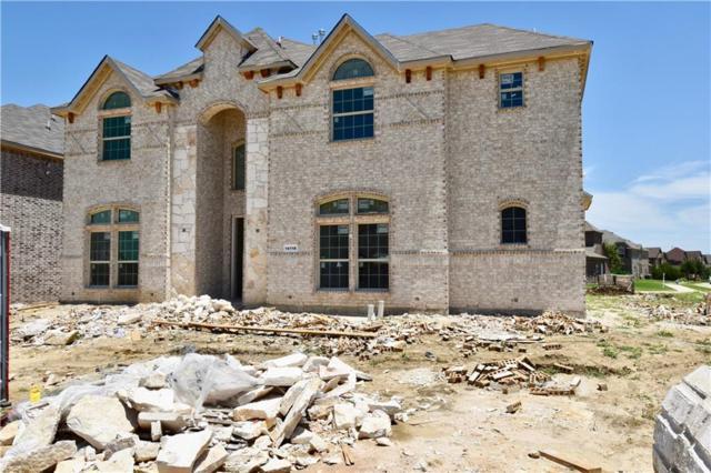 14118 Speargrass Drive, Frisco, TX 75033 (MLS #14124610) :: Van Poole Properties Group