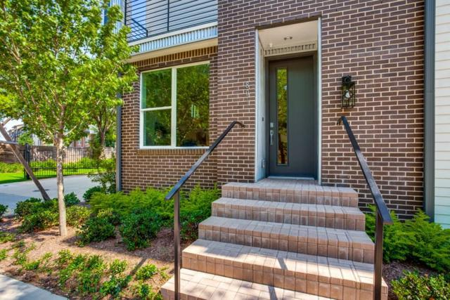 381 Greenbriar Lane #802, Dallas, TX 75203 (MLS #14124611) :: The Heyl Group at Keller Williams