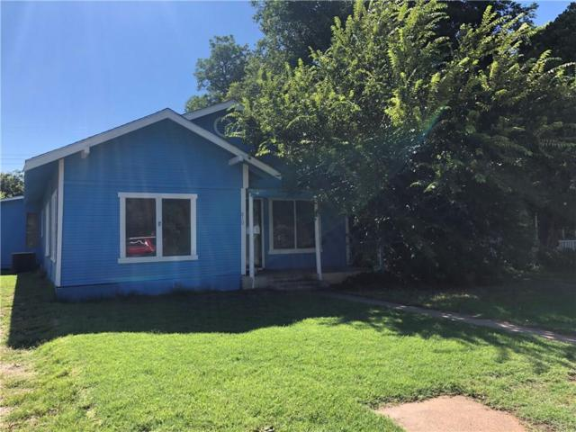 810 Vine Street, Abilene, TX 79602 (MLS #14124634) :: The Heyl Group at Keller Williams