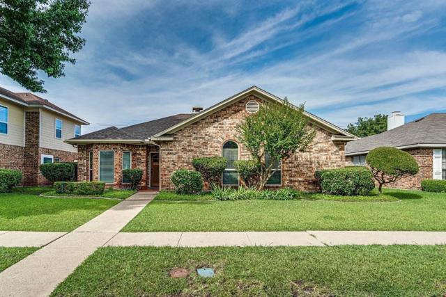 5117 Wood Creek Lane, Garland, TX 75044 (MLS #14124690) :: The Heyl Group at Keller Williams