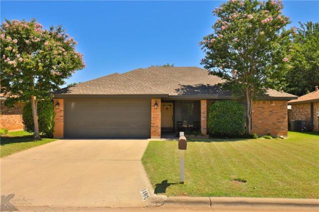 1402 Friars Street, Abilene, TX 79602 (MLS #14124717) :: The Paula Jones Team | RE/MAX of Abilene
